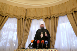 Епифаний надеется получить признание еще нескольких поместных церквей