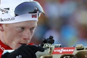 Биатлон: норвежец Бё выиграл гонку преследования в Хохфильцене; Пидручный - 16-й