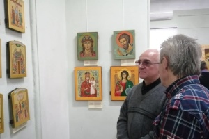 У Херсоні відкрилася виставка сучасних ікон