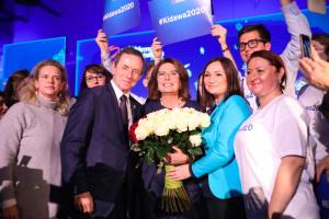 Польская оппозиция определилась со своим кандидатом в президенты