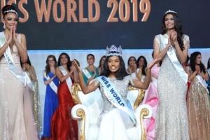 На конкурсі Міс Світу-2019 перемогла представниця Ямайки