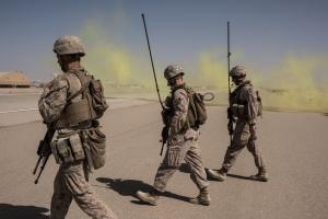 США скоротять контингент в Афганістані на чотири тисячі військових