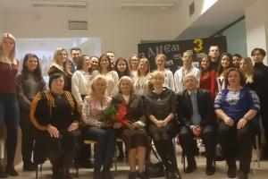 В Любліні відзначили річницю створення Наукового гуртка студентів-україністів при УМКС