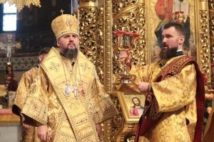 Благодарен за Томос: Епифаний вспомнил исторический собор год назад