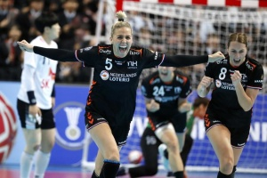 Збірна Голландії вперше виграла жіночий чемпіонат світу з гандболу