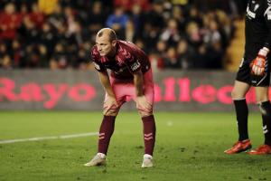 Фанаты оскорбляли украинского футболиста Зозулю и сорвали матч во втором дивизионе Испании