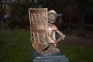 В Ужгороді оселився мініатюрний Другет