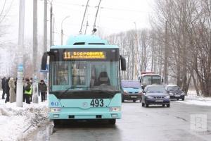 """Черніговом на свята їздитимуть """"казкові"""" й """"музичні"""" тролейбуси"""