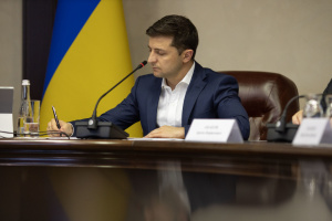 Zelensky allocates UAH 2 bln for development of small business