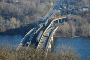 На мосту Метро цими вихідними обмежать рух