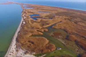"""Міненерго підтримало дирекцію природного парку """"Тузлівські лимани"""" у конфлікті навколо розчищення проток"""