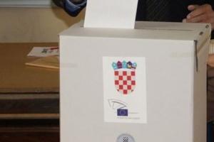Выборы в парламент Хорватии: партия премьера пока в лидерах