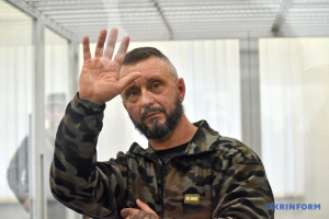 Court leaves Sheremet murder suspect Antonenko in custody