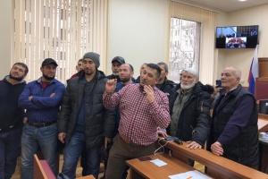 В Москве оставили почти без изменений суровые приговоры крымским мусульманам