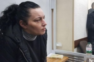 Tribunal deja a la veterana Gryshchenko tras las rejas