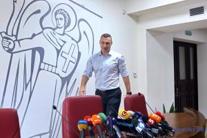 """Кличко подякував """"Євросолідарності"""", але у мери Києва піде з """"УДАРом"""""""