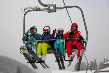 На Івано-Франківщині успішний зимовий сезон приніс майже 4 мільйони гривень турзбору