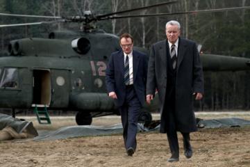 "La serie ""Chernobyl"" gana el premio europeo Rose d'Or Awards"
