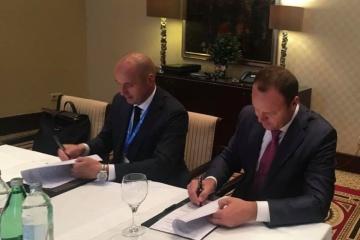 L'Ukraine et la Russie ont prolongé de 10 ans un accord sur le transit du pétrole russe