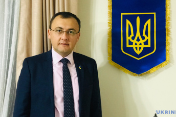 Italian ambassador thanks Ukraine for support in fight against coronavirus
