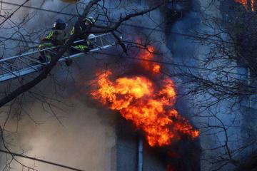 Brand in Odessa: Zahl der Betroffenen auf 26 gestiegen
