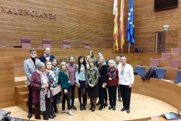 Les Corts Valencianes condenan el Holodomor de Ucrania