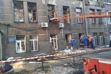 Brand in Odessa: Leichen aller Opfer geborgen