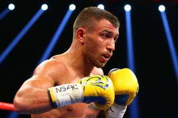 Lomachenko gets WBO Fighter of the Year award