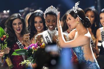 Miss Univers : Miss Afrique du Sud sacrée, Miss Ukraine ne fait pas partie du top 20