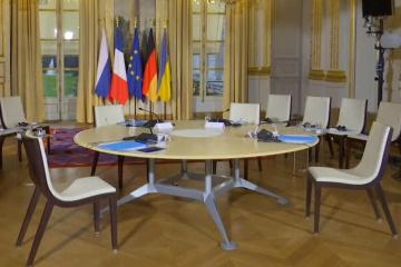 Déclaration sur les résultats de la réunion au format Normandie