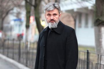 Erzbischof von der Krim und Simferopol Klement im Hungerstreik für Religionsfreiheit