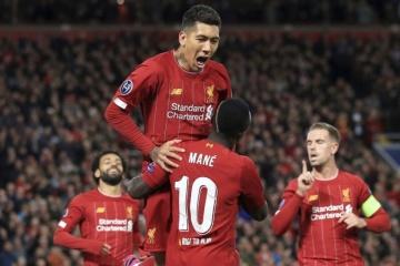 """""""Ліверпуль"""" і """"Наполі"""" вийшли до 1/8 фіналу Ліги чемпіонів УЄФА"""