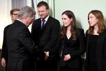 В Финляндии приняла присягу самая молодая премьер-министр в мире