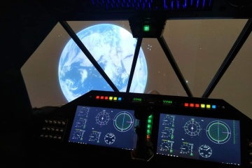 В Музее космонавтики в Житомире появится уникальный звездолет