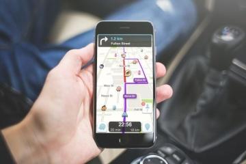 Ukravtodor starts testing Waze navigation app