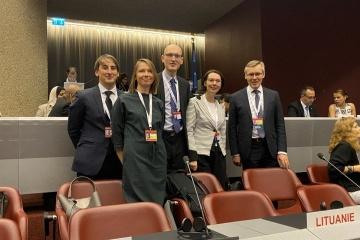 La Lituanie alloue 100 000 euros aux activités du CICR en Ukraine
