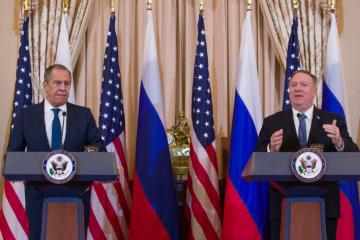 Pompeo tras reunirse con Lavrov: Hemos dedicado mucho tiempo a Ucrania