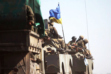 Ukraine determines new sites for disengagement of troops in Donbas