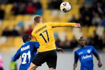 Dynamo Kyjiw und Olexandria scheiden aus der Europa League aus