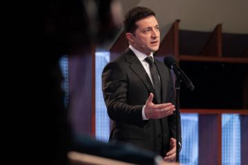 Zelensky cree que se firmará un contrato de tránsito de gas con Rusia