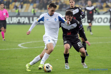 Dynamo Kyiv pull out of Europa League