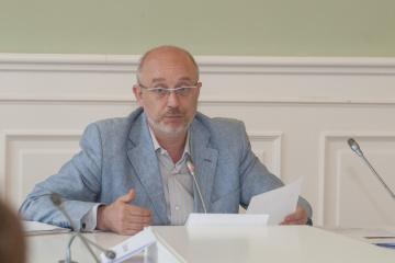 Reznikow powiedział, co oznaczałoby obalenie reżimu w Rosji Putina