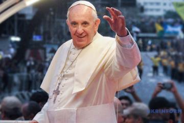 Le pape François se rendrait en Ukraine en 2022