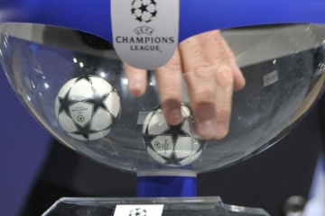 Champions League draw: Shakhtar to play Real Madrid, Dynamo to take on Barcelona
