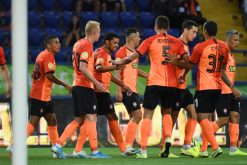 Shakhtar Donetsk to play Benfica in Europa League Round of 32