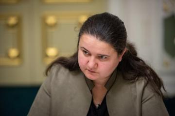 Markarova: Estados Unidos ampliará la ayuda a Ucrania