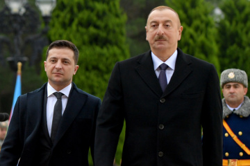 Trade between Ukraine and Azerbaijan grows by 20% this year – Aliyev