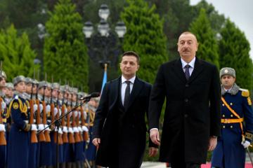 En 2019, le chiffre d'affaires du commerce entre l'Ukraine et l'Azerbaïdjan  a augmenté de 20%
