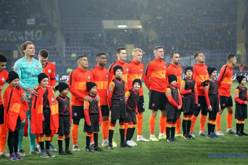 Shakhtar Donetsk earns EUR 44.2 mln in this season's Champions League