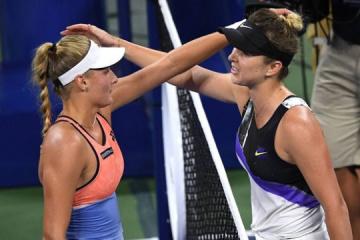 Svitolina y Yastremska nominadas para la WTA Fan Favorite 2019